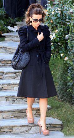 Kate Beckinsale - Coat