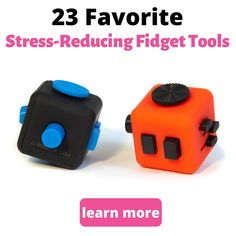 During this time of lots of changes and uncertainty, one thing you can count on (that hasn't changed!) is we're here to help make your life easier with innovative tools, time-tested strategies, helpful therapy activities, and amazing products that can help reduce some of the stress and anxiety your family may be experiencing. Click here to see 23 expert-selected fidget tools that can be helpful for reducing stress and alleviating anxiety. Fidget Tools, Time Tested, Therapy Activities, Reduce Stress, Stress And Anxiety, Count, Toys, Amazing, Life