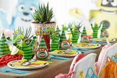 Yo Gabba Gabba Kids birthday party