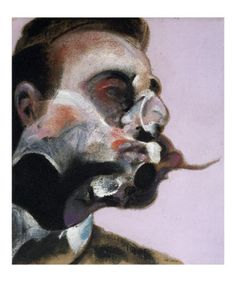 Francis Bacon Art Experience NYC Probably too scary. But maybe worth keeping in mind. Good use of paint anyway. Francis Bacon, Amedeo Modigliani, Edvard Munch, Dark Art, Art Inspo, Painting & Drawing, Art History, Modern Art, Art Photography