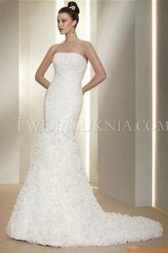 ff2008b2a990 Vestidos de noiva Fara Sposa 5087 2012