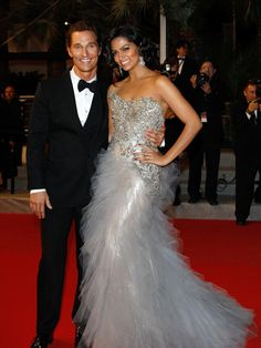Matthew McConaughey, Camila Alves Tie the Knot in Texas -- Congrats!  june 9 2012