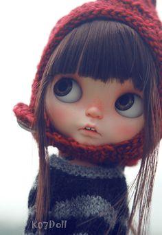 blythe doll Flickr