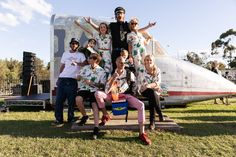 On Saturday we landed the Short 330 plane on the Lilyfield Footbridge, with the help of Paper Dragon, for the Inner West Council's Edge Greenway installation, an immersive arts and cultural program showcasing the local artists of the area. Bar Hire, Flying Together, Native Australians, Mobile Bar, Cabin Crew, Cool Bars, The Other Side, Local Artists, Rafting
