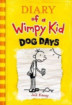Dog Days (Diary of a Wimpy Kid, Book 4) Check me out ~ http://encore.sutherlandshire.nsw.gov.au/iii/encore/record/C__Rb1148447__SDiary+of+a+wimpy+kid__P0,11__Orightresult__X5?lang=eng=cobalt