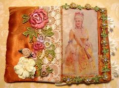 Designs By Terri Gordon: Rose Bertin's Journal Pages that I made