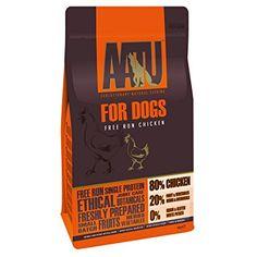 AATU 80/20 Dog Food Chicken 10 Kg. Dog food. Dog training. Dog guide. Pet guide. Pet food. It's an Amazon affiliate link.
