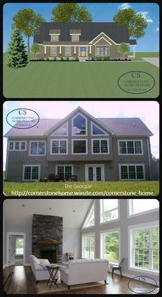We are Cornerstone Home Designs, we designs for you. This is the ...