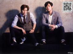 for Magazine April 2015 Issue ❤ Kim Myungsoo, Dong Woo, Nam Woo Hyun, Star Magazine, Woollim Entertainment, Lee Sung, Infinite, Boy Bands, Boy Groups