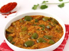 Capsicum Masala Curry-1