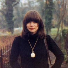 A young Anna Wintour