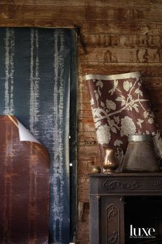4 Powerhouse Wallpaper Collections With Bewitching Elegance   Luxe Interiors + Design