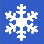 Paper snowflakes cutout templates from YourSpecialTee.com