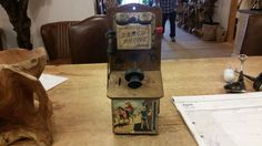 Vintage Toy. RANCH PHONE bank by CODEC of by AntiquesInteriors