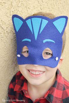 Catboy PJ Masks Tutorial