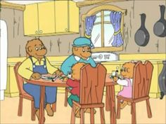 The Berenstain Bears: I love the Berenstain Bears because they teach common values and morals that elementary age students can relate too. On youtube you can locate short episodes for students to watch. You could also purchase books to have for your class library and for social skills lessons.