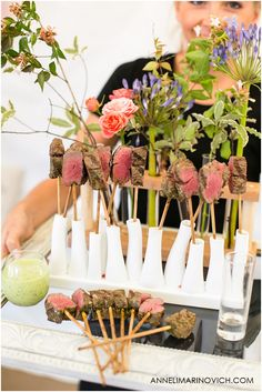"""London-wedding-creative-canapes"""