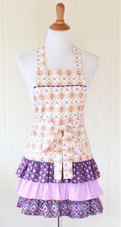 Domestic Goddess Apron CafePress Kitchen Apron with Pockets