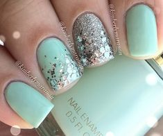 cute nails I could easily do myself. But I want acrylics