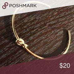 Stella & Dot bracelet Knot design. Never worn! Jewelry Bracelets