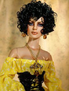 Pirate!! Tonner OOAK Barbie doll