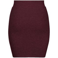 New Look Teens Burgundy Jersey Tube Skirt ($5.23) ❤ liked on Polyvore featuring skirts, burgundy, purple jersey, maxi tube skirt, long tube skirt, purple maxi skirt and jersey maxi skirts