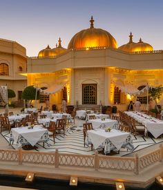 Photo Gallery | The Oberoi Udaivilas, Udaipur