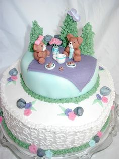 pictures of birthday cakes