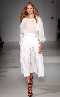 Jill Stuart from Best Looks From New York Fashion Week Spring 2015