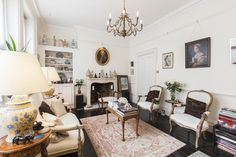 A peek inside Stafford Mansions in London from onefinestay