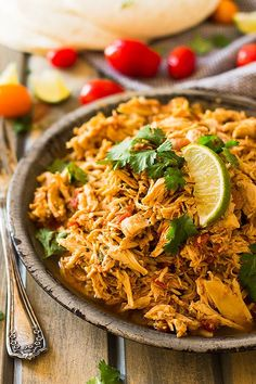 mexican chicken tacos This easy Slow Cooker Shredded Mexican Chicken is a great base recipe to use for tacos, enchiladas, nachos, burritos, salads or just serve it over rice. Mexican Shredded Chicken, Shredded Chicken Recipes, Slow Cooker Shredded Chicken, Crockpot Shredded Chicken Tacos, Slow Cooker Mexican Chicken, Slow Cooker Recipes, Crockpot Recipes, Cooking Recipes, Crockpot Dishes