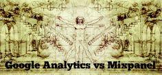 google-analytics-versus-mixpanel Growth Hacking, Google Analytics, Marketing, Vintage World Maps