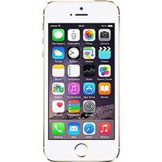 foto: iPhone 5S 32GB Dourado Desbloqueado IOS 8 4G + Wi-Fi Câmera 8MP- Apple