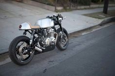 Honda by Cafe Cycles