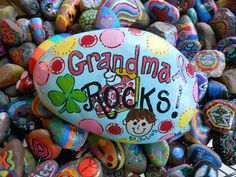 i love this--great gift for Grandmas' bday or grandparents day
