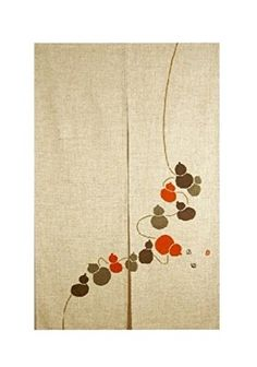 Japanese Noren Bottle Gourds 33.5 x 59 Inches Crafts In Living http://www.amazon.com/dp/B010CEHQZK/ref=cm_sw_r_pi_dp_Ypdbxb06VQ4D1