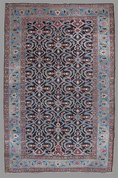 Persian Dorokhsh rug, c. 1900