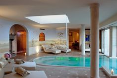 Thesan etruscan spa. Pure pleasure.