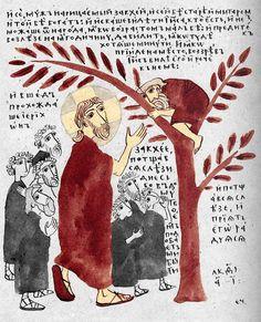 Преподобный Герасим и лев Жертвоприношение Авраама Искушение в пустыне Крещение Господне Брак в Кане Исполнилось время и приблизилось Царствие Божие Идите за…