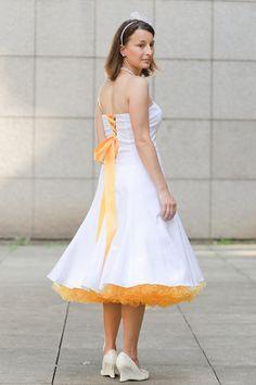 c476caffa38 Krátké svatební šaty   Zboží prodejce Fanča