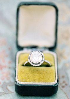 - Vintage Diamond Ring