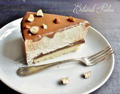 gâteau vanille praliné