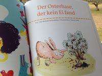 Marine Ludin Blog: Der Osterhase, der kein Ei fand My Books, Blog, Easter Bunny, Eggs, Easter Activities, Blogging