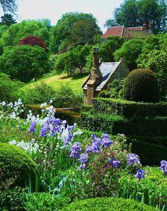 "pagewoman: "" Mapperton House, Dorset, England """