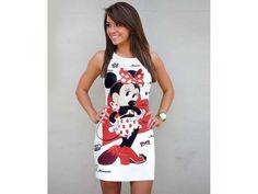 Letní šaty s Minnie - SLEVA 60% - 3SLEVY.CZ
