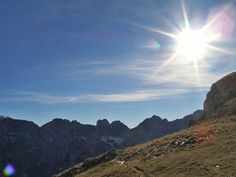 Hiking in Bovec, Slovenia: The last week of 2015 in amazing weather ... 28.12...