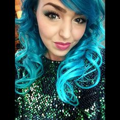 #Mermaid hair like @1libbyclayton3? YASSS PLSSSSSS!!!