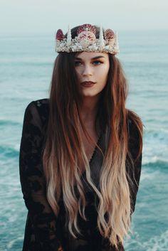Dare o Dream ~  Qual~Quest**********  Dusk & The Moon II Mermaid Crown – Wild & Free Jewelry