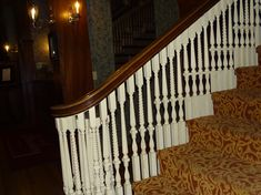 A Day and Night at the Stanley - Our Haunted Travels The Stanley Hotel, Ghost Tour, Billiard Room, Green Rooms, Reception Areas, Concert Hall, At The Hotel, Lodges, Gazebo