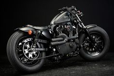 SPORTSTER 48 : Rough Crafts Style by BAD LAND. For more information... ▷http://www.so-bad-review.com/ Please check our official blog!!